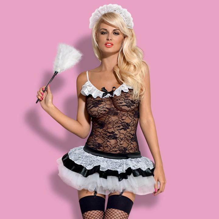 Игровой костюм Housemaid Obsessive (B-S/M)