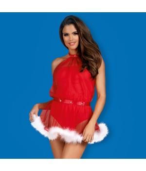 Игровой костюм Santastic Obsessive (R-S/M)