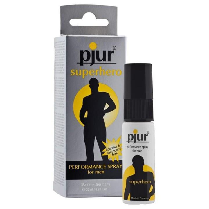 Пролонгирующий спрей для мужчин Superhero Spray Pjur 20 мл.