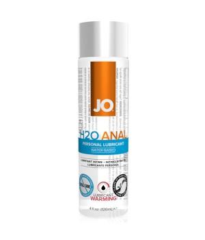 Лубрикант Anal H2O Warming System JO 120 мл.