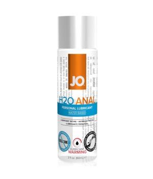 Лубрикант Anal H2O Warming System JO 60 мл.